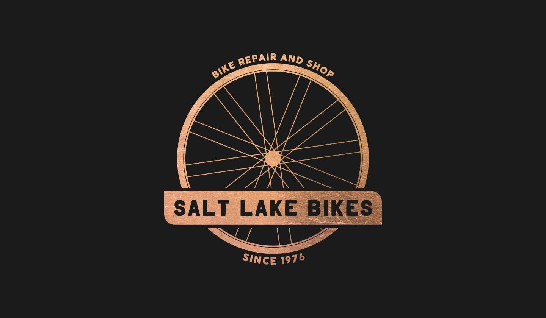 Salt Lake Bikes Logo
